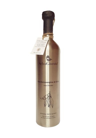 Olio Extra Vergine di Oliva 500 ml - 2 bottiglie
