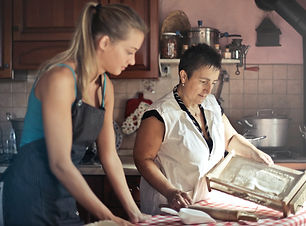 a-mother-teaching-her-daughter-how-to-ba