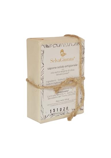 Sapone artigianale | 100% Olio Extra Vergine di Oliva - 5 pezzi