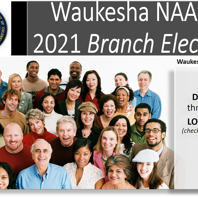 Branch ELECTIONS: Dec. 19th -31st.