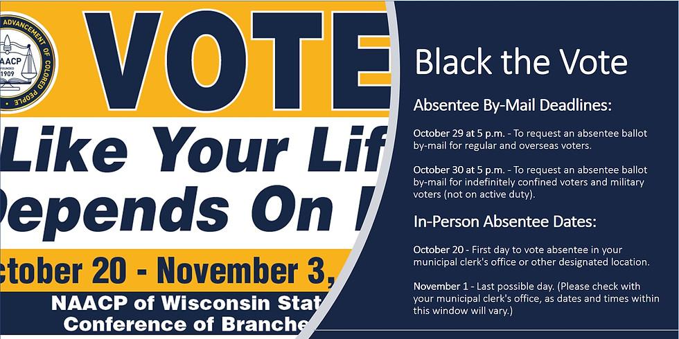 ABSENTEE VOTER INFORMATION