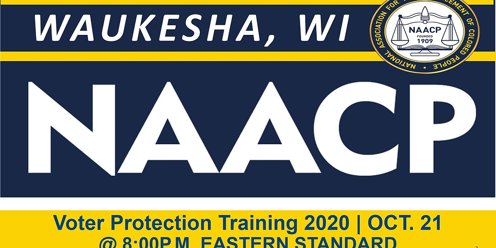 Voter Protection Training | Oct 21, 2020