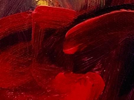 1-Minute Fiction: Wet Paint