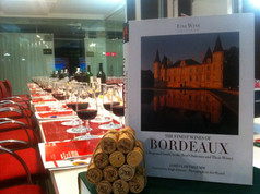 Hosted a Bordeaux Wine Master Class