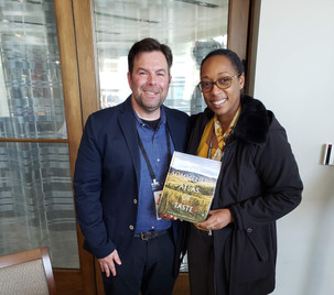 Met Jordan Mackay, Author of the Sommelier's Atlas of Taste