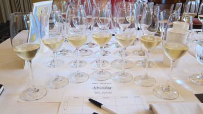 Sparkling Wine Master Class
