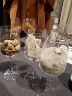 """Conducting a class on 'How Soils can affect the wine style"""""""
