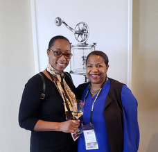 It was a pleasure to meet Tonya Pitts, Sommelier and Wine Director in San Francisco, CA