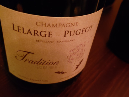 Tuesday Tasting: Champagne Lelarge-Pugeot Tasting in Sonoma, CA