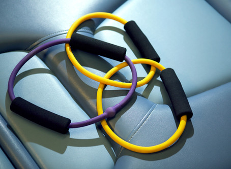 Benefits of resistance band training