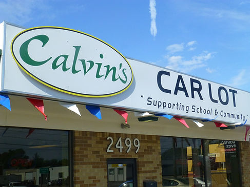 Accepting donated vehicles.  All proceeds support Grandville Calvin Christian Schools.
