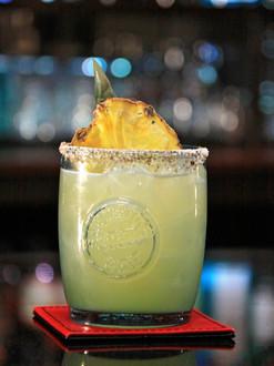 Smoked Margarita