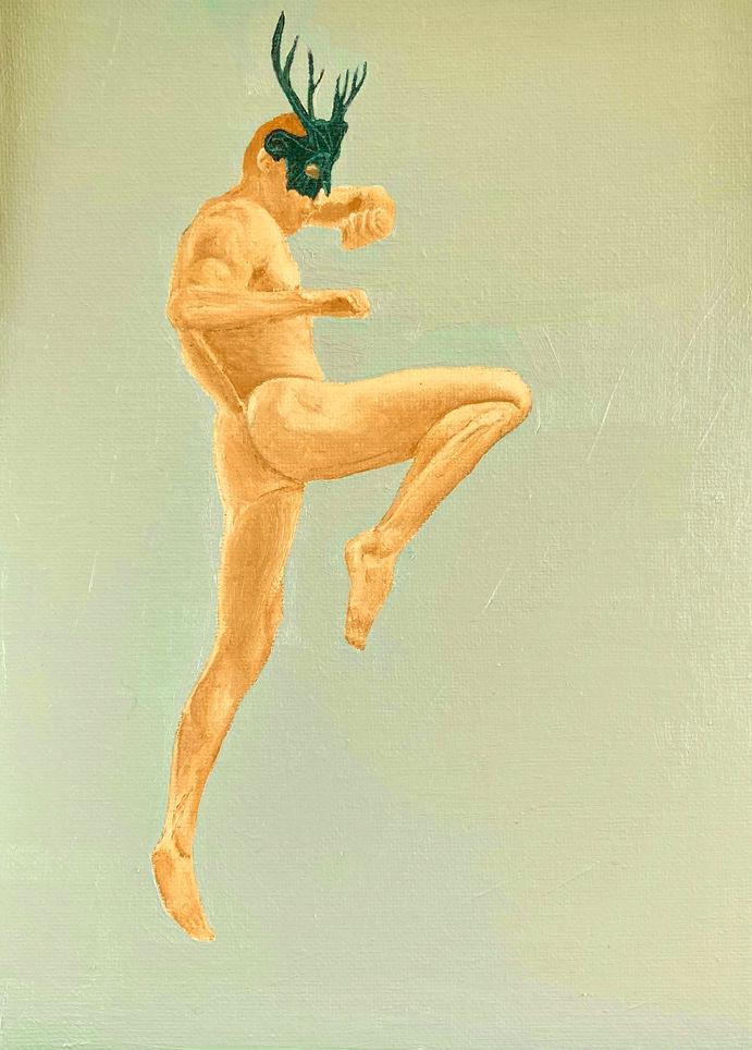 Masked god 2