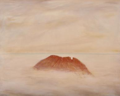 The eagle and the sacred mountain