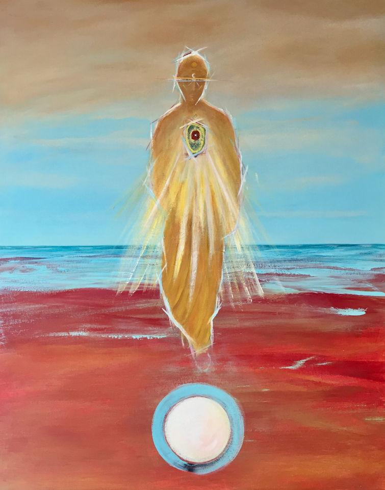 The holy shaman