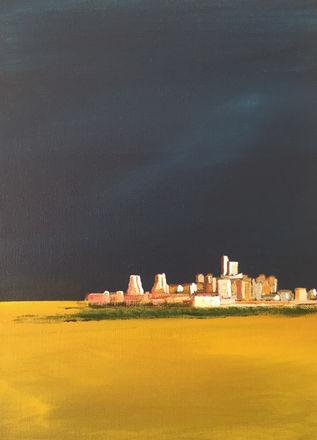 La huerta y la ciudad 1