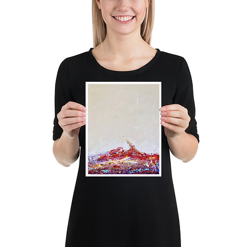 'Emergent 3' matte prints