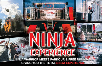 The Ninja Experience - New Promo Picture
