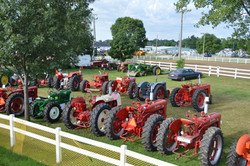 Antique and Classic Tractor Show
