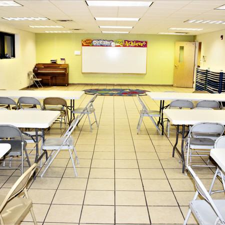 Multipurpose Lunch Room