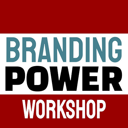 Branding Power Workshop