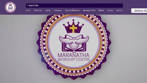 Website For Maranatha