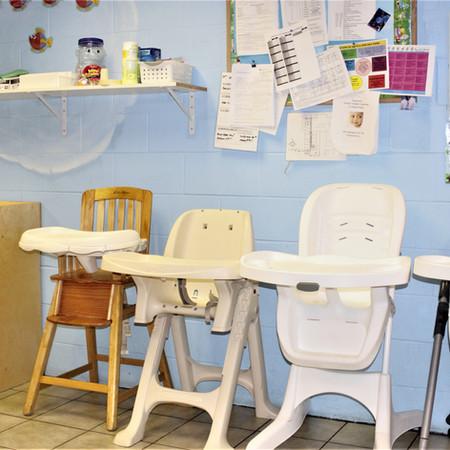 Infant Toddler Room