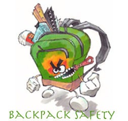 Back to school......Backpack Safety?!