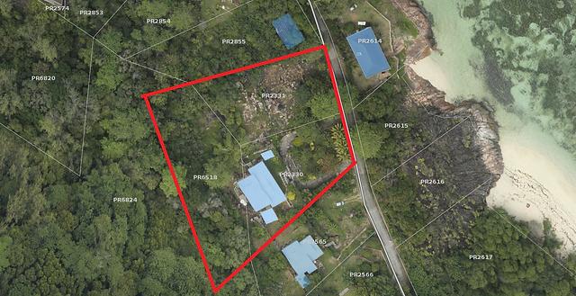 PR2330, PR2331 & PR6518 - Aerial View se