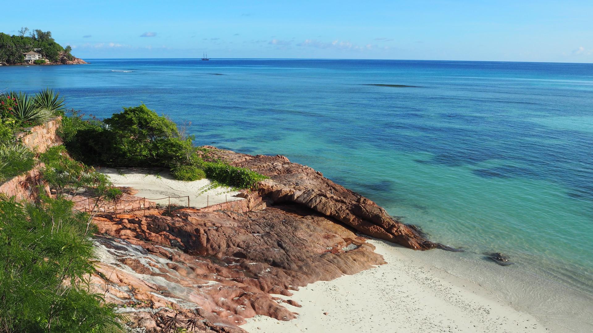 Anse La Blague Beach
