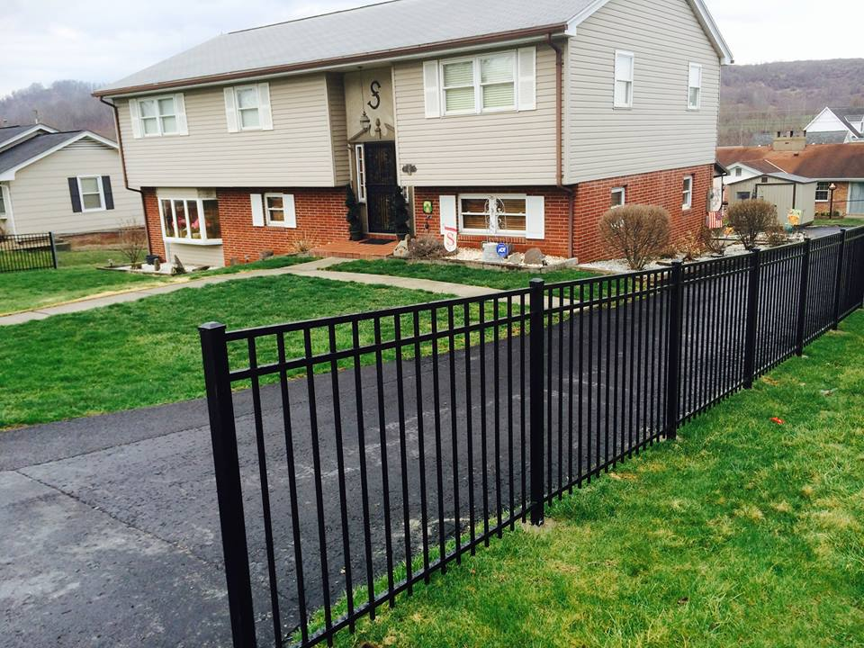 Ornamental Fencing Neel's Fence Co.