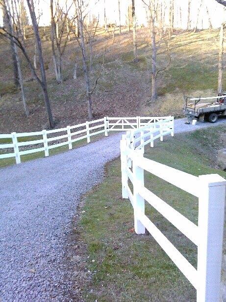 Wood Fences Neel's Fence Co. Bridgep