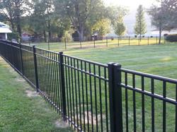 Ornamental Fencing Neel's Fence Co.