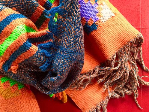 Himalayan Yak Wool Scarf