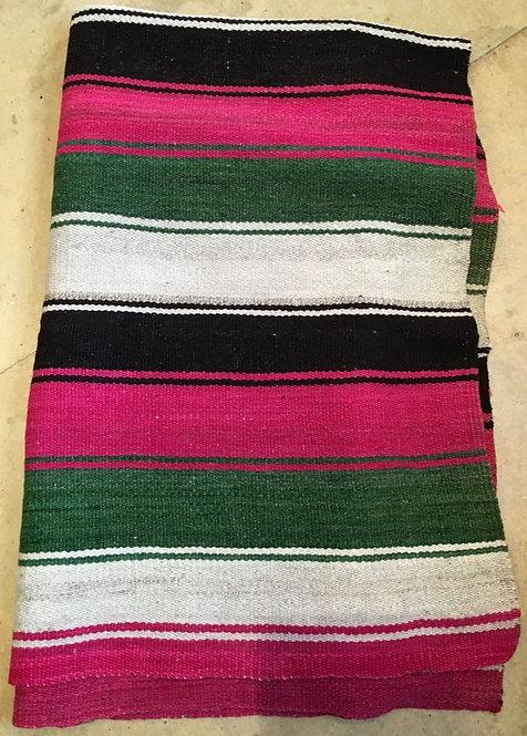 Vintage Peruvian Rug 6