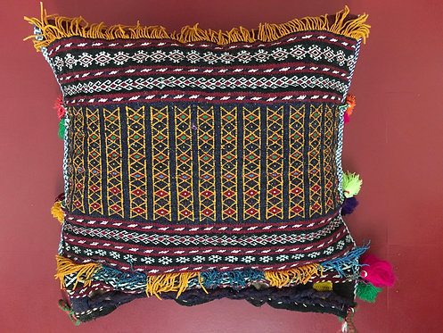 Vintage Grain Sack Cushion -Eastern Turkey