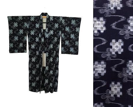Kasuri Kimono