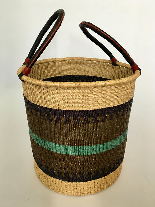 Green Extra Large Storage Basket