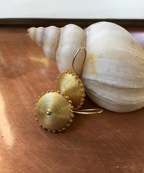 Bali Ball Earrings
