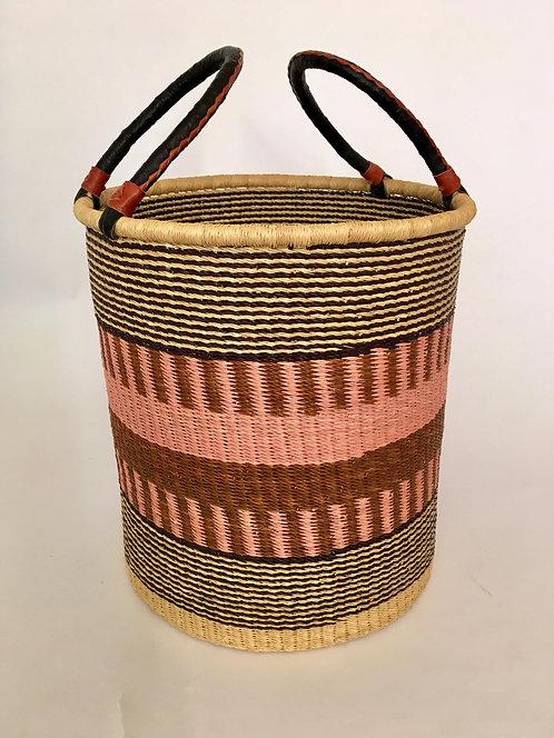 Pink Extra Large Storage Basket