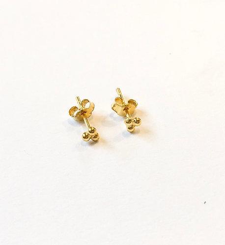 Teeny Weeny Bobble Studs Earrings
