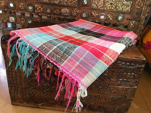 Moroccan Hand Woven Rug