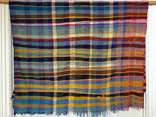 Handwoven Moroccan Blanket