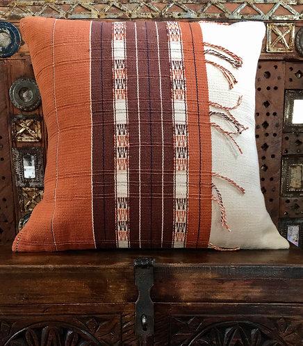 Handwoven Naga Cushion
