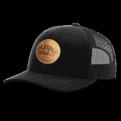 Buffalo Brew Hat Black