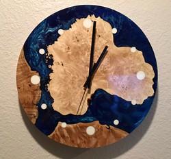 Tracy's clock