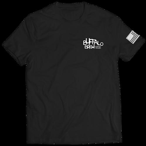 Buffalo Brew Shirt Black