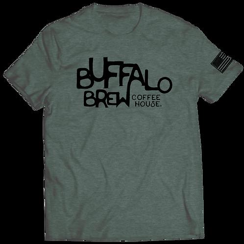 Buffalo Brew Shirt Green