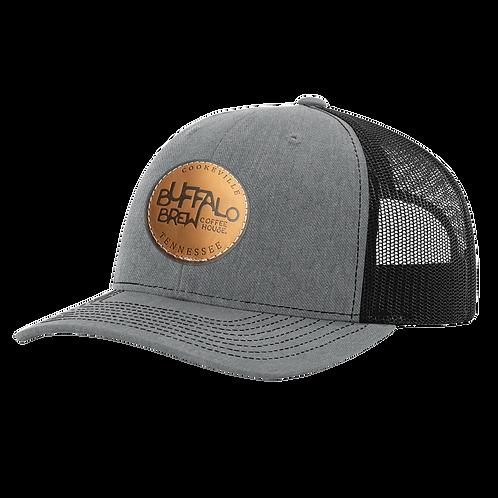 Buffalo Brew Hat Gray