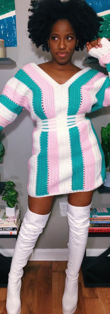 Sweater Dress - $180